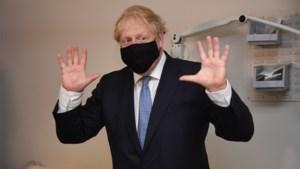 Boris Johnson overweegt quarantaine voor Britten die uit België komen