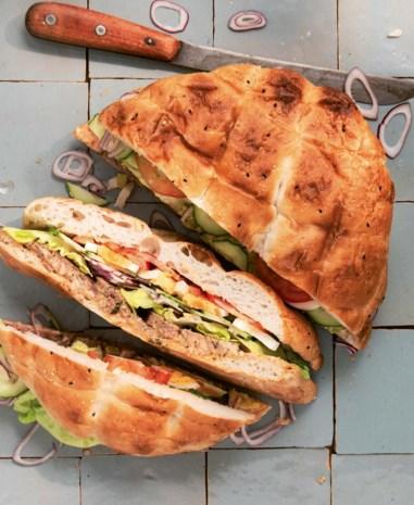 KOKEN. Met de picknickrecepten van Jeroen Meus lunch je lekker onderweg