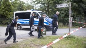Duitse politie zoekt verder naar sporen van Maddie McCann in tuin in Hannover