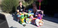 Weggeefwinkel bezorgt kinderen speelplezier tijdens staycation