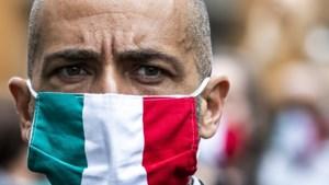 Aantal besmettingen in Italië stijgt weer snel, noodtoestand verlengd tot 15 oktober