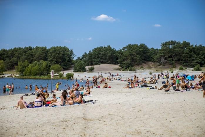 Lommel sluit plas en strand Sahara tot eind augustus