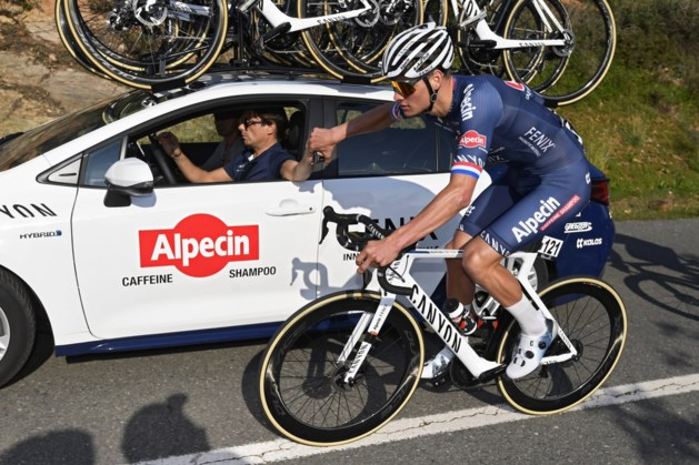 Mathieu van der Poel krijgt twee Belgen in steun bij Alpecin-Fenix tijdens Strade Bianche