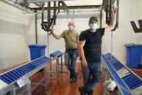 Tijdelijk slachthuis in Genk klaar voor coronaproof offerfeest