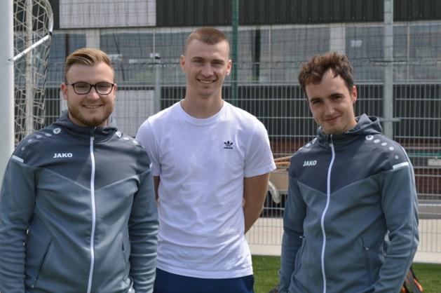 Anton en Ferre organiseren voetbalstage