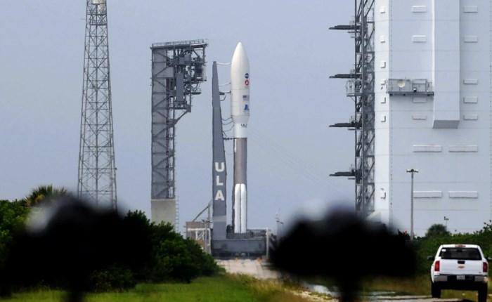 LIVE. Nasa lanceert nieuwe rover naar Mars