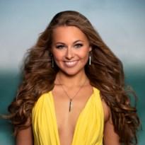 Nisa Van Baelen dingt naar het kroontje van Miss Exclusive