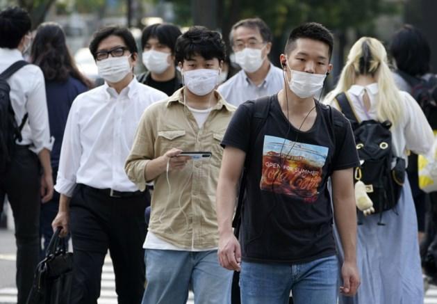 Japan tekent vierde dag op rij recordaantal besmettingen op: 1.574 op 24 uur