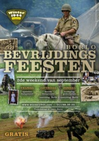 Bevrijdingsfeesten in Borlo afgelast