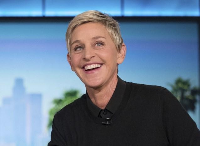 """Ellen DeGeneres reageert op beschuldigingen van werknemers: """"Ik vertrouwde op anderen"""""""
