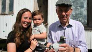 Eerste zege na 66 jaar duivensport