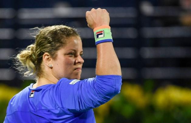 Kim Clijsters krijgt wildcard voor tornooi van Cincinnati