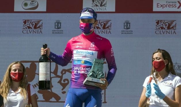 Slotrit Ronde van Burgos voor Colombiaan Sosa, Remco Evenepoel stelt eindzege veilig