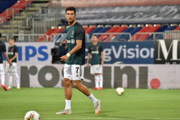 Juventus gunt Cristiano Ronaldo rust met oog op CL-clash tegen Lyon