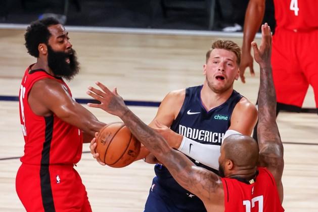 Leider Milwaukee staat er meteen bij herstart NBA, Harden schittert bij Houston