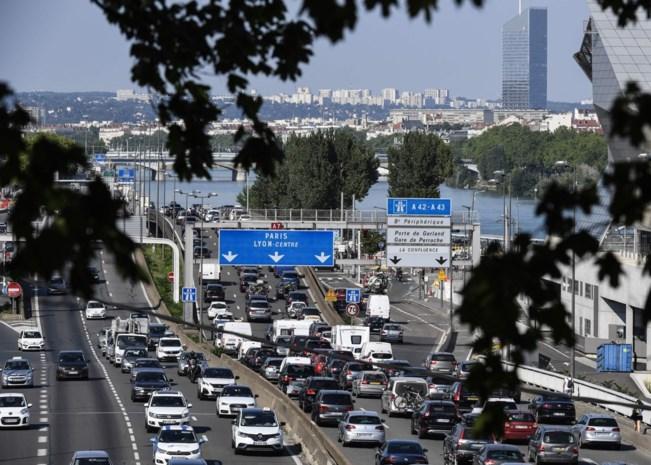 'Zwarte zaterdag' veroorzaakt meer dan 700 kilometer file in Frankrijk