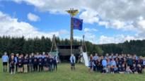 KSA Erewacht Tongeren op zomerkamp in Meyerode