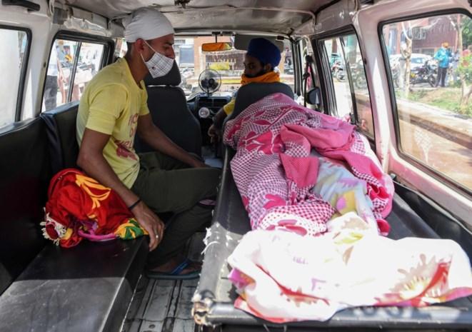 Giftige zelfgestookte alcohol eist al 98 levens in India