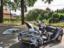 Twee gewonden bij zware klap tussen Ophoven en Kessenich