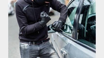 Drie inbraken in auto's in Lommel