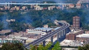 """Genua heeft een nieuwe brug, maar de wonden zijn nog niet geheeld: """"Nog zo veel woede"""""""