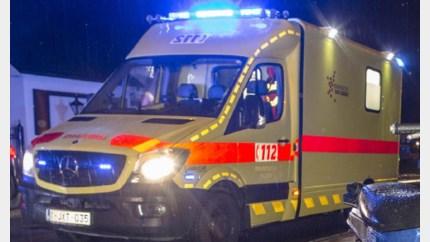 Vrouw uit Bocholt gewond bij ongeval in Genk