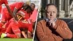 """Marc Van Ranst over knuffelende voetballers: """"We vragen de bevolking elkaar niet te omhelzen, dit is geen goed voorbeeld"""""""