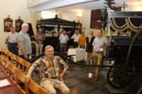Oude paardenlijkwagens krijgen vaste plek in kerk Vucht