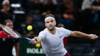 """Grigor Dimitrov tenniste meer dan een maand niet na besmetting op berucht toernooi: """"Het coronavirus viel me zwaar"""""""