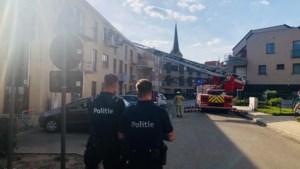Appartementsgebouw in Paal ontruimd door brand in slaapkamer
