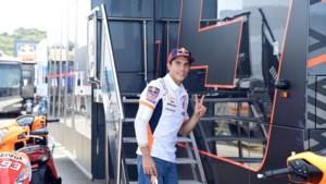 Wereldkampioen Marc Marquez geeft forfait voor GP van Tsjechië