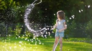 Waterbedrijven vragen om verstandig om te gaan met water tijdens komende hittegolf