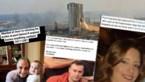 """Instagram-account spoort vermisten op in Beiroet: """"Duizend berichten per minuut"""""""