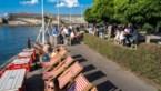 Terras van de week: chillen in de strandstoelen van Westpunt in Hasselt