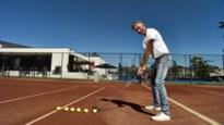 Ex-tennistopper Demuyncktweede in golfwedstrijd
