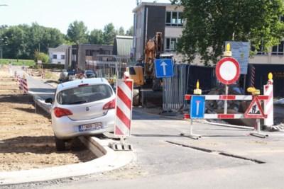 Buren klagen over overtredingen aan werken in Lummen