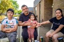 Gezin van zeven verblijft twee weken na brand nog steeds in sporthal