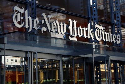 New York Times heeft voor het eerst meer digitale dan printinkomsten