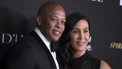 Vrouw van rapper Dr. Dre stapt naar rechter voor helft van zijn vermogen