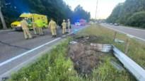 Update: Bilzenaar (30) zwaargewond bij klap tegen verlichtingspaal in Diepenbeek