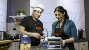 Genkenaars Pino en Claudia openen eindelijk hun restaurant voor 'Mijn Keuken Mijn Restaurant'