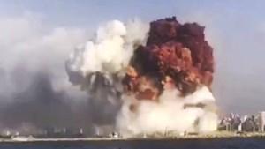 Belg omgekomen bij waanzinnige explosie in Beiroet, minstens 100 doden