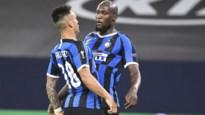 Inter dankt Romelu Lukaku en stoomt verder in de Europa League