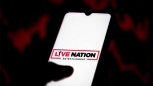 Omzetverlies van 98 procent voor concertorganisator Live Nation