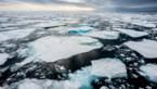 Omvang van Arctische zee-ijs heeft laagterecord voor juli geëvenaard