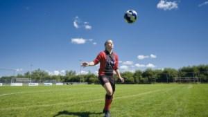 Eerste vrouw gaat in mannencompetitie spelen