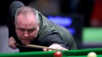 Viervoudig wereldkampioen John Higgins snookert maximumbreak van 147 punten op WK