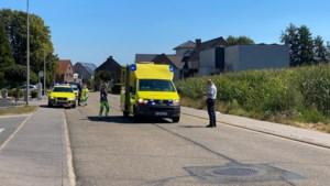 Jonge fietser aangereden in Munsterbilzen