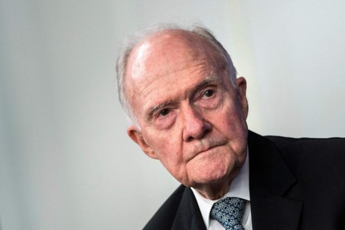 Voormalig adviseur van Bush sr., Brent Scowcroft overleden