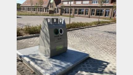 25.000 euro voor extra ondergrondse glascontainers